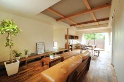 【滋賀県/新築】暮らしやすさを大切に考えた、ほっと落ち着けるお家