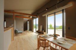 京都府/ゆとりある時間を過ごす、大人の平屋暮らし