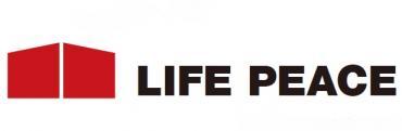 株式会社ライフピース ロゴ